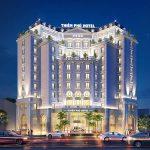 DỰ ÁN XÂY DỰNG KHÁCH SẠN 4 SAO THIÊN PHÚ HOTEL TP VINH-NGHỆ AN SÀN Ô CỜ TBOX