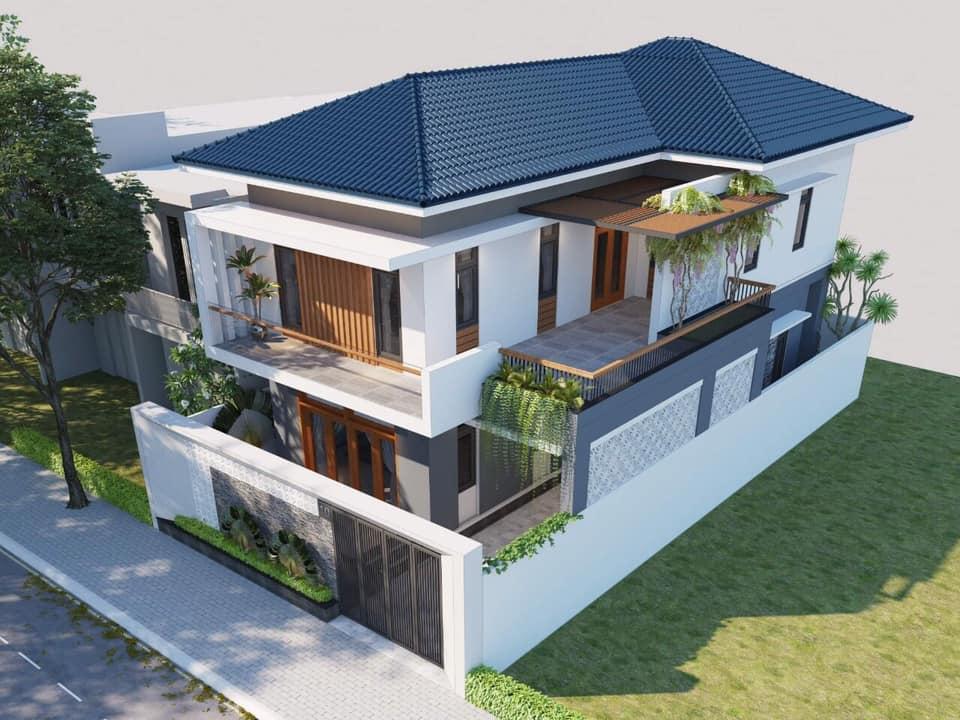 hồ sơ bản vẽ thiết kế nhà