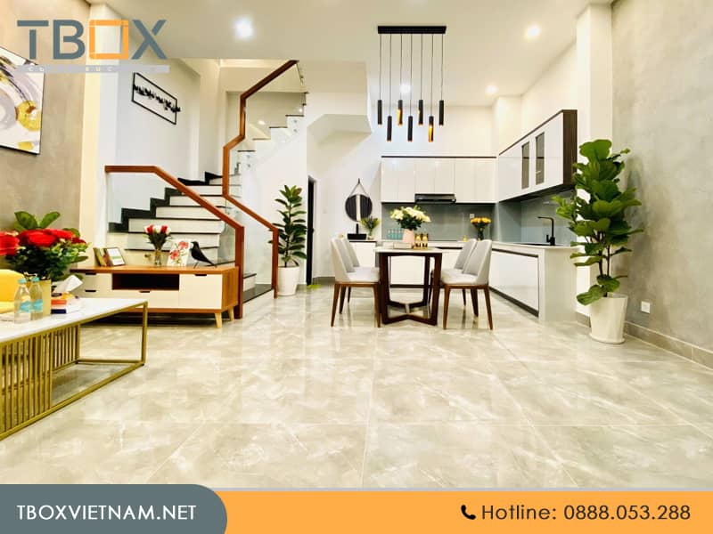 Thiết kế cầu thang cho căn nhà của bạn khiến không gian rộng rãi hơn
