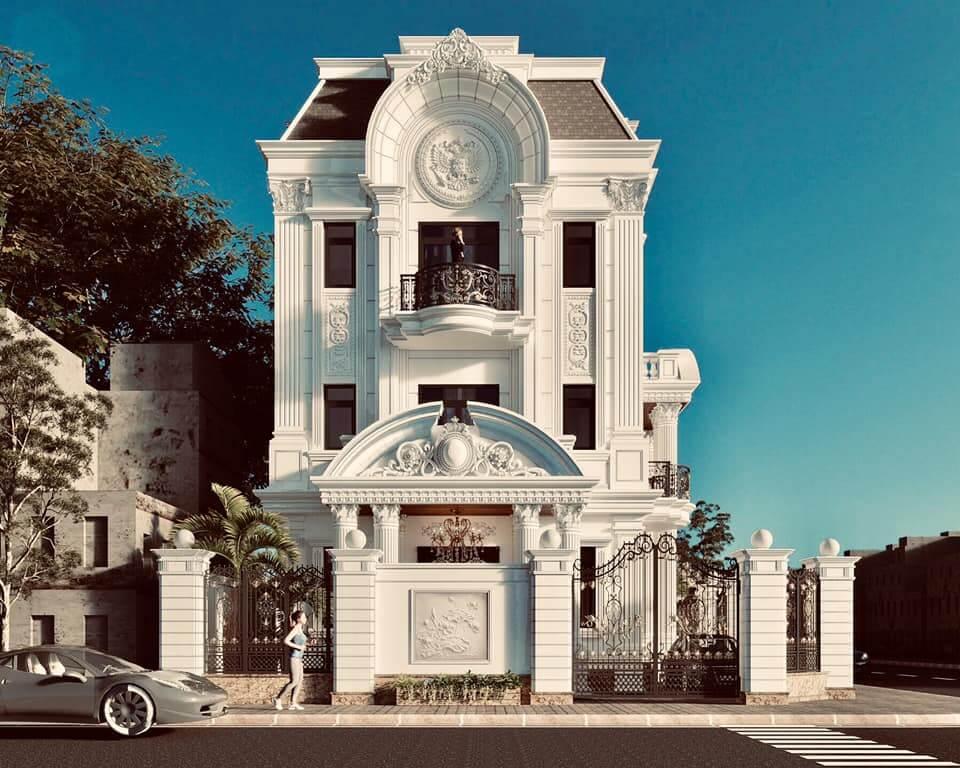 xây nhà trọn gói uy tín
